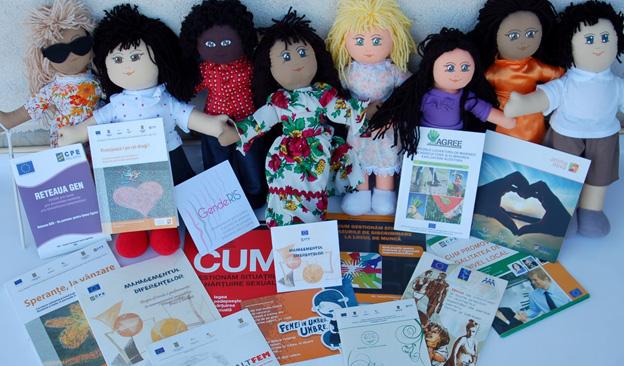 Cercetare si educatie in domeniile gen, diversitate si drepturile omului