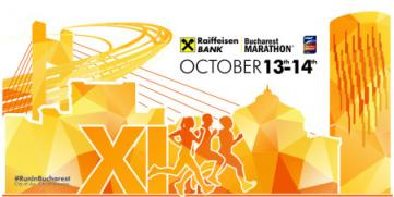 Sustine-ne la Bucharest Marathon 13-14 Octombrie